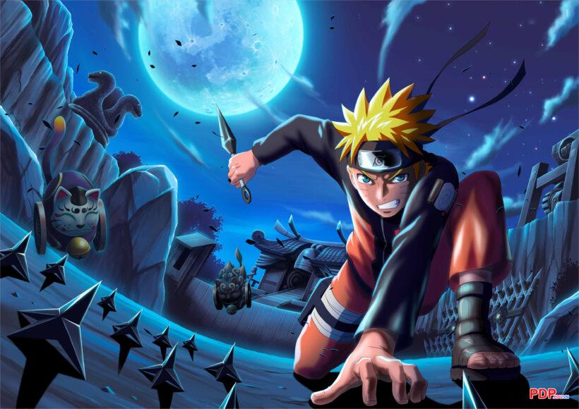 Hình ảnh Naruto 3D cực nét