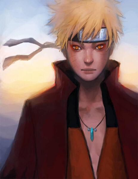Hình ảnh Naruto 3D đẹp cho điện thoại