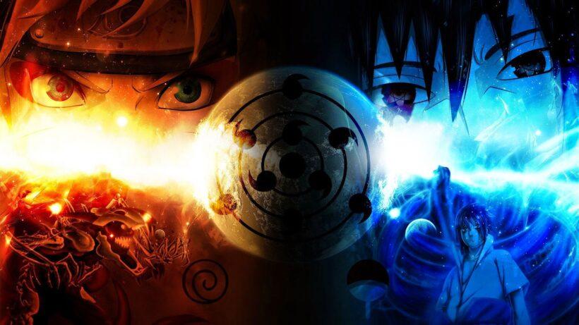 Hình ảnh Naruto 3D đẹp cho máy tính