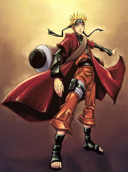 Hình ảnh Naruto 3D đẹp ngầu
