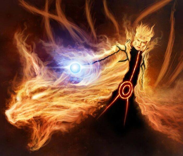 Hình ảnh Naruto 3D ngầu, đẹp nhất