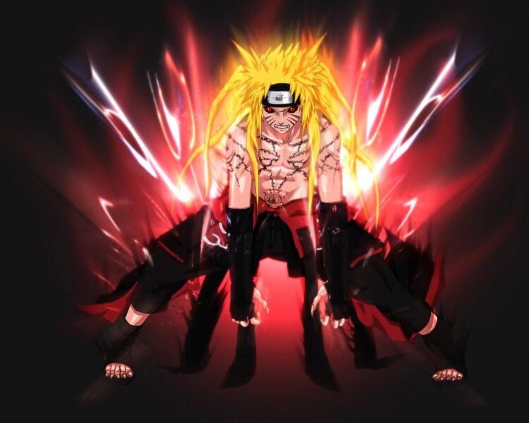 Hình ảnh Naruto 3D ngầu nhất