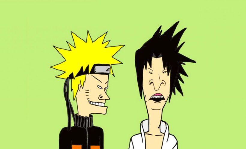 Hình ảnh Naruto chế bựa