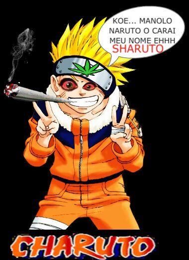 Hình ảnh Naruto chế cực độc