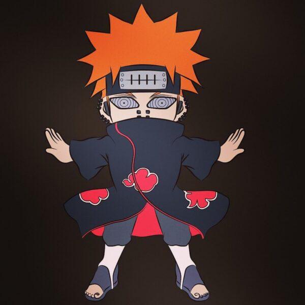 Hình ảnh Naruto chế độc