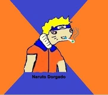 Hình ảnh Naruto chế Dorgado