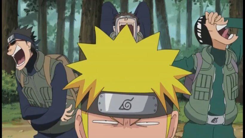 Hình ảnh Naruto chế hài