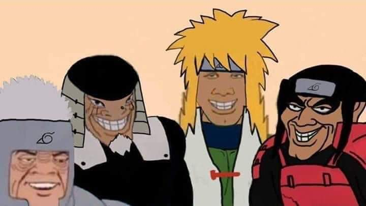 Hình ảnh Naruto chế hái hước nhất