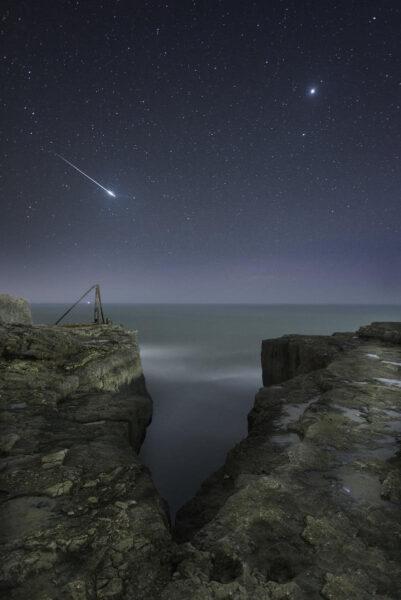 Hình ảnh nền bầu trời đêm đẹp