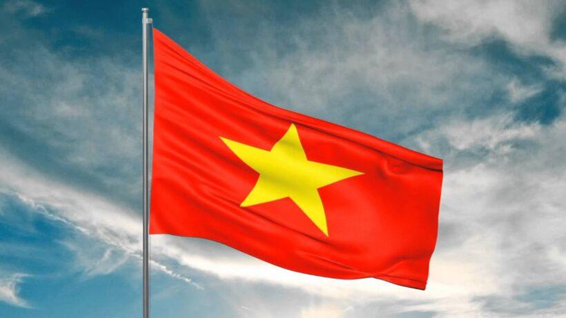 Hình ảnh nền cờ đỏ sao vàng đẹp cho máy tính