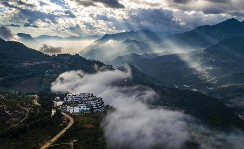 Hình ảnh núi non đẹp Sapa