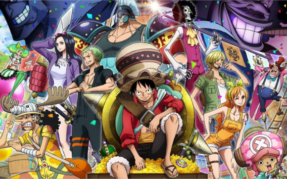 Hình ảnh One Piece đẹp, chất nhất