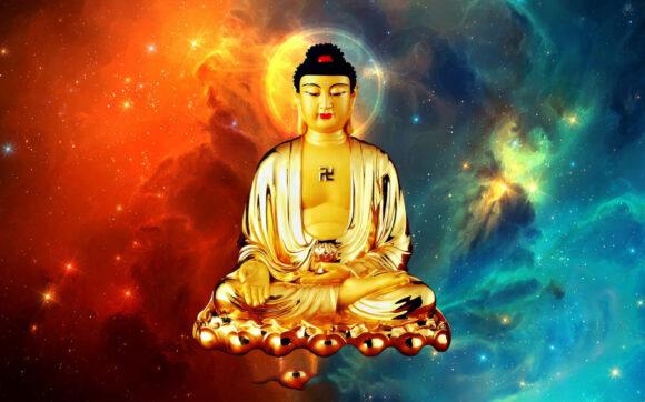 hình ảnh Phật 3D đẹp
