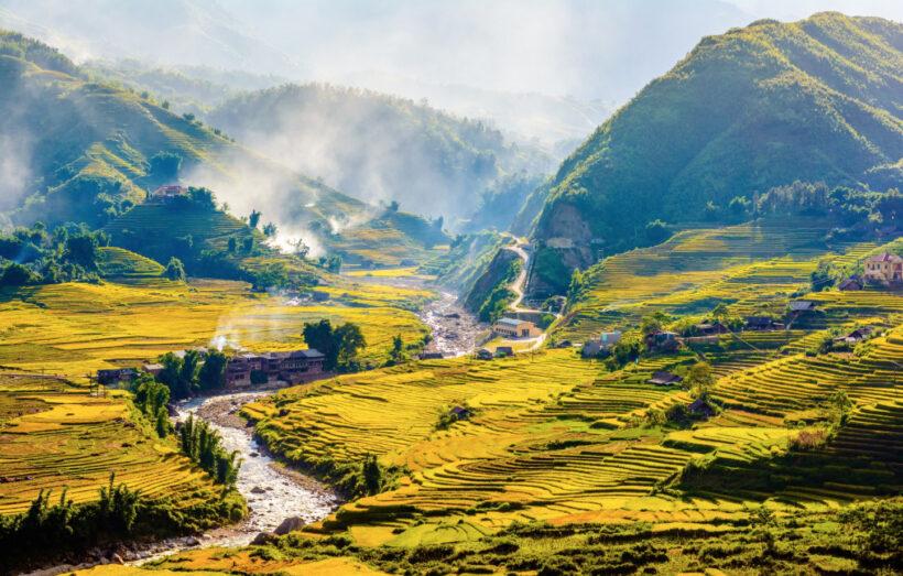 Hình ảnh phong cảnh Sapa tuyệt đẹp