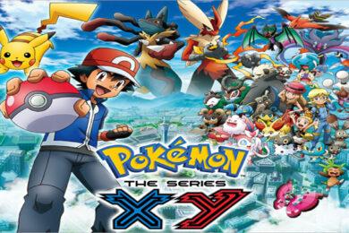 Hình ảnh Pokemon xy đẹp chất lượng cao