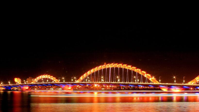 hình ảnh thành phố đà nẵng - cầu rồng