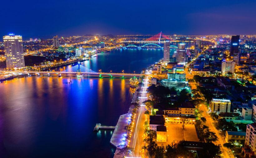 hình ảnh thành phố đà nẵng từ trên cao