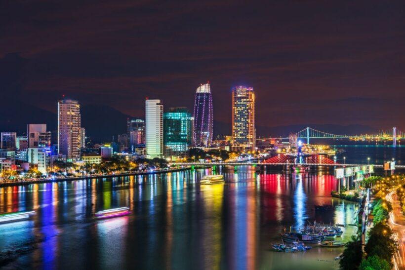hình ảnh thành phố đà nẵng về đêm