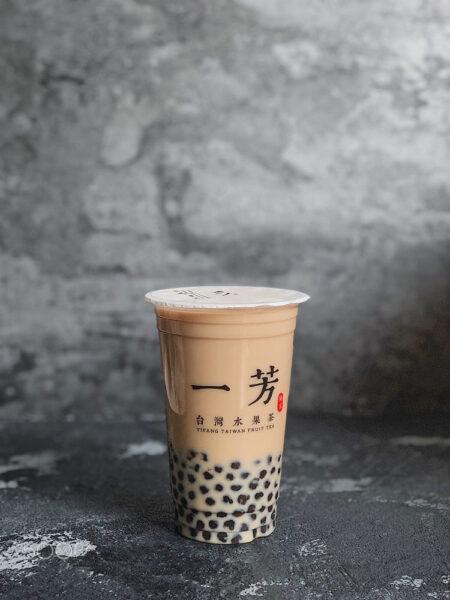 Hình ảnh trà sữa đẹp - trà sữa trân châu