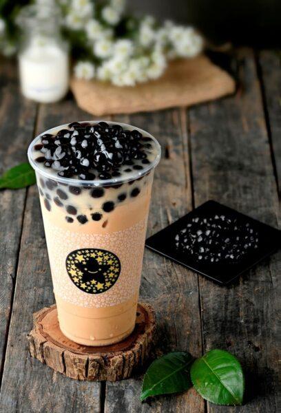 hình ảnh trà sữa trân châu đẹp mắt