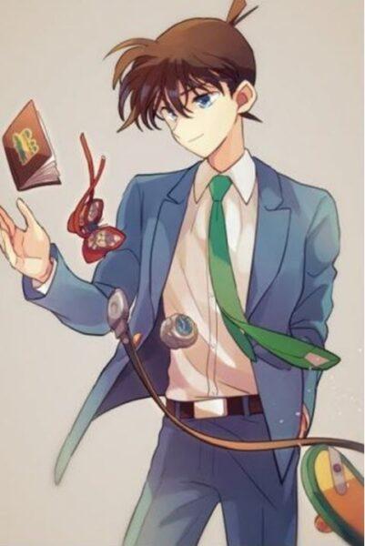 Hình Kudo Shinichi cực đẹp