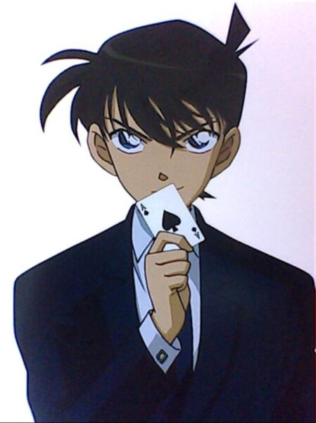 Hình Kudo Shinichi ngầu