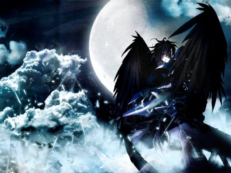 Hình nền anime ác quỷ