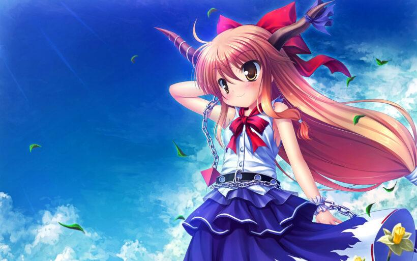 Hình nền anime cute đẹp