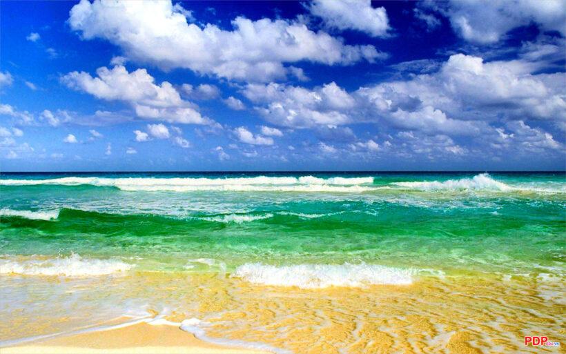 Hình ảnh biển đẹp, lãng mạn nhất