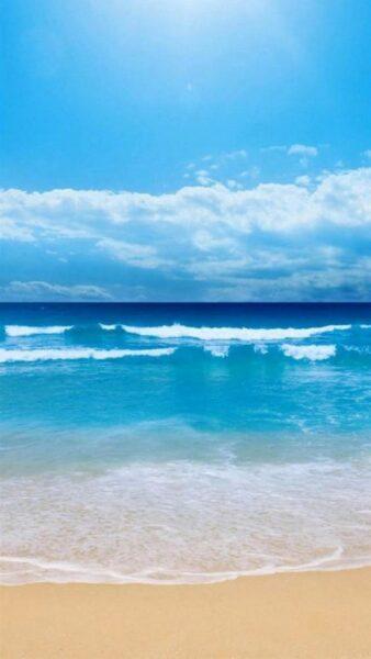 Hình nền đẹp về biển cho điện thoại