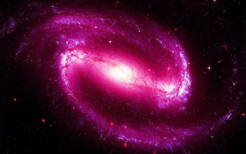 Hình nền Galaxy 4k đẹp
