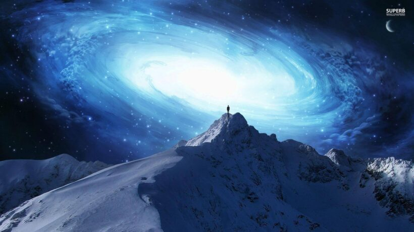 Hình nền Galaxy cực sắc nét
