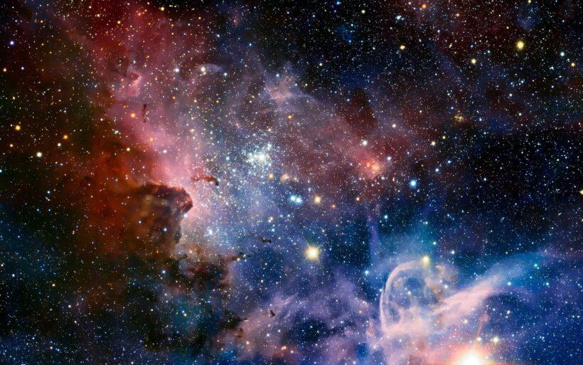 Hình nền Galaxy đẹp cho máy tính