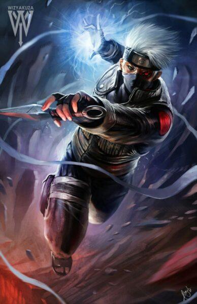 Hình nền Naruto 3D