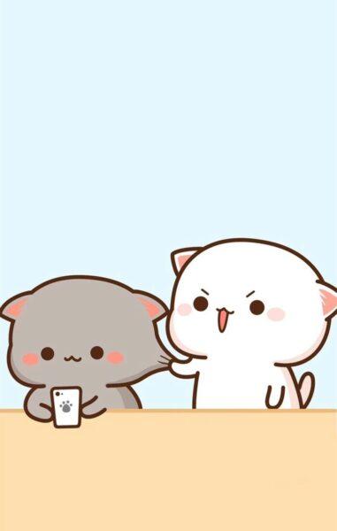 hoạt hình dễ thương, cute