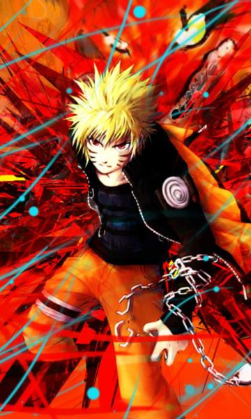 Naruto 3D ngầu