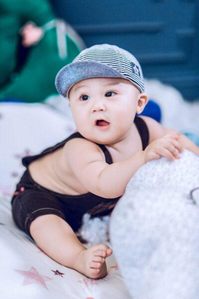 Ảnh baby dễ thương, cute