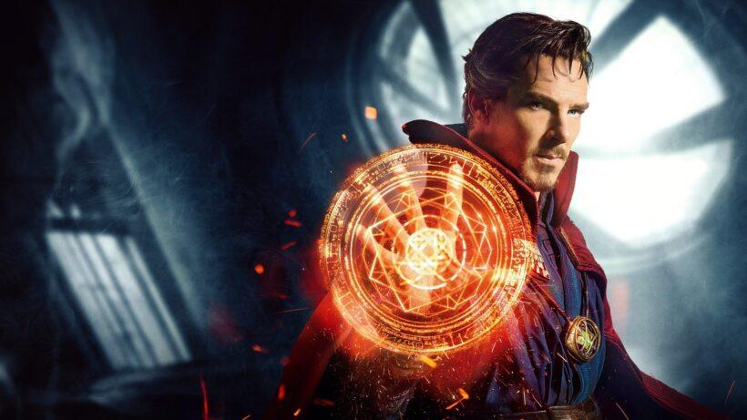 Ảnh Doctor Strange siêu nét