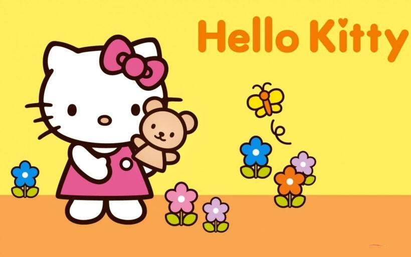ảnh Hello Kitty đẹp