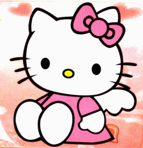 Ảnh Hello Kitty siêu đáng yêu