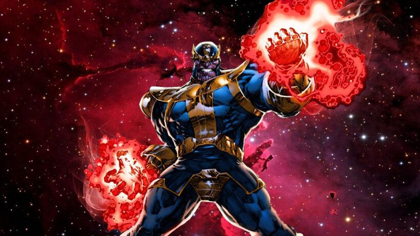 ảnh nền Thanos