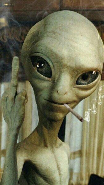 Ảnh người ngoài hành tinh Alien