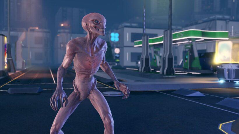 Ảnh người ngoài hành tinh đẹp