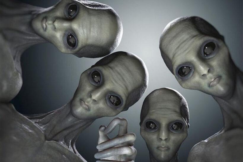 Ảnh những người ngoài hành tinh