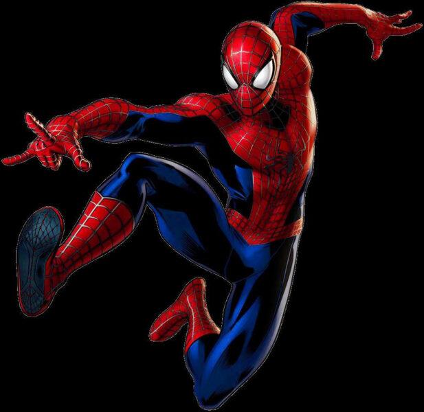 ảnh Spider Man người nhện