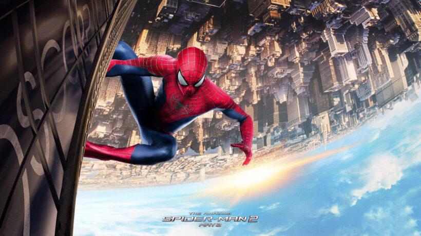ảnh Spider Man người nhện ngầu