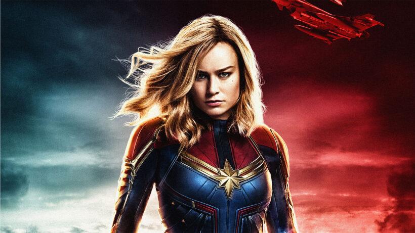 Captain Marvel cực đẹp