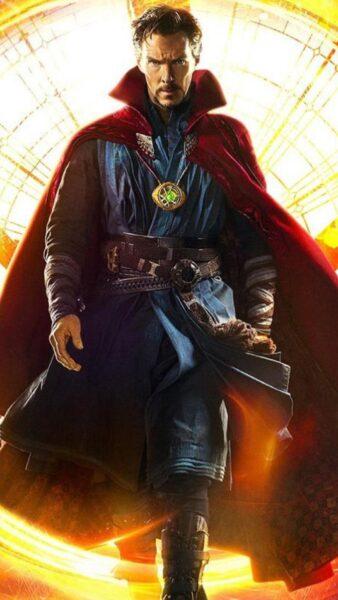 Doctor Strange ngầu, chất