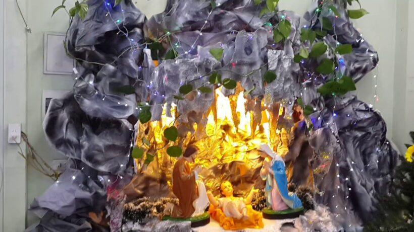 Hang đá Giáng Sinh đẹp nhất
