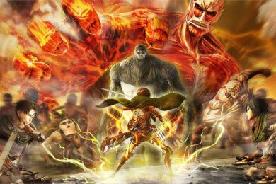 Hình ảnh Attack On Titan đẹp, chất nhất